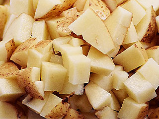Norfolk Potato Company Fresh Cut Home Fries