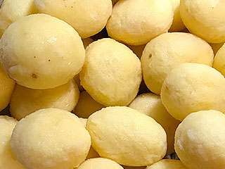 Fresh Peeled Premium Potatoes