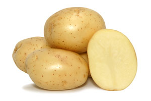 Chaleur White Potato